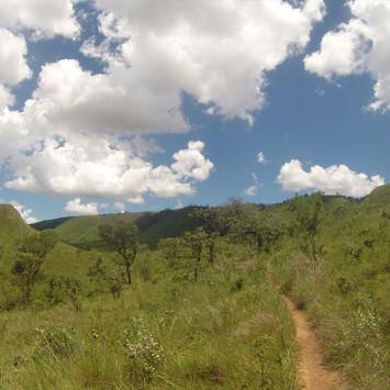 ultramaratona em trilha